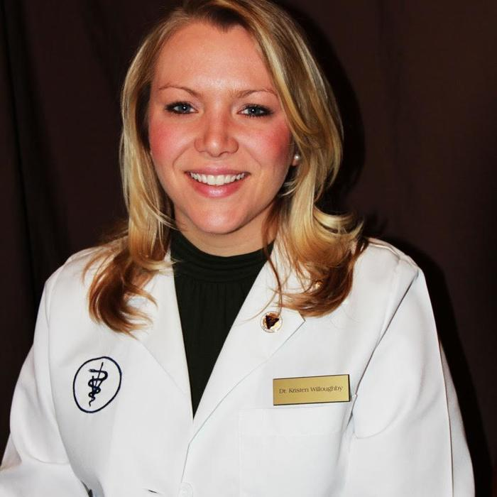 Dr. Kristen Willoughby </br> Associate Veterinarian photo