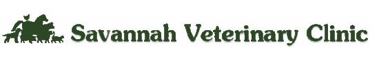 Savannah Veterinary Clinic logo